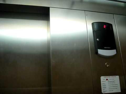 Schindler Hydraulic Elevator At McMillan Junior Hi...