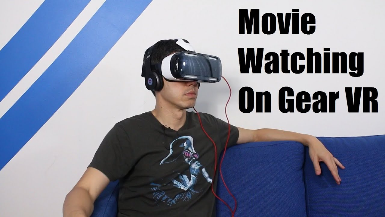 Watching Movies On The Samsung Gear Vr - Youtube-2174