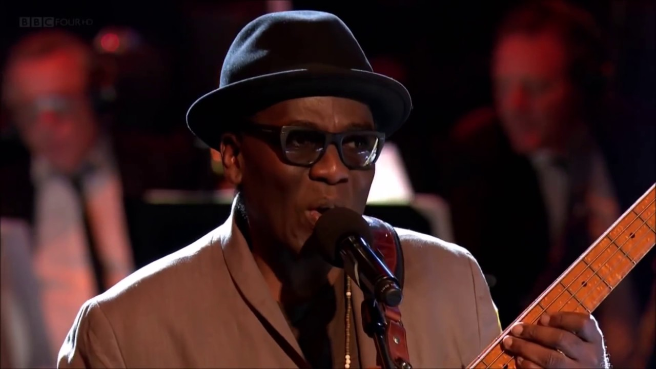 2017 Richard Bona & Orchestra | Please Don t Stop | Quincy Jones BBC proms 2 NEW !!