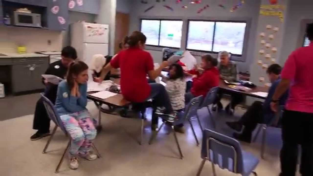 An Ordinary Day at The Arc of San Antonio... - YouTube