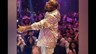 Davido amp Lil Frosh Scatter Dubai With An INCREDIBLE Performance of quotBlow My Mindquot amp 39Riskyquot