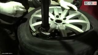 Шиномонтаж - балансировка колес - правка дисков в