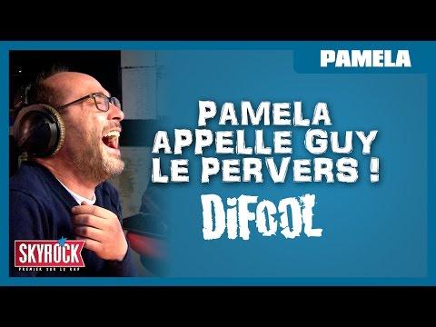 Pamela Appelle Guy Le Pervers En Direct #LaRadioLibre