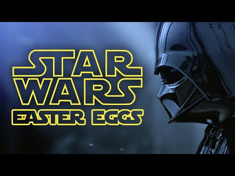Video Game References to Star Wars