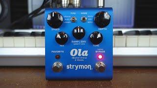 Strymon Ola - My 10 Favorite Sounds