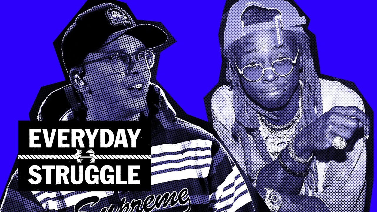 'Carter V' & Logic Album Reviews, Kanye Says He was Bullied on 'SNL' | Everyday Struggle