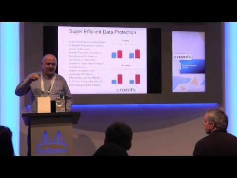 Rozo Systems - Scalable File Storage Redefined - SC'15