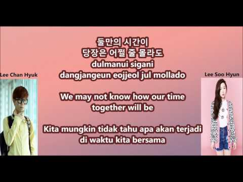 Akmu - Be With You with Malay | Eng | Han | Rom lyrics