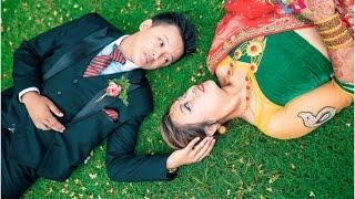 THE BEST WEDDING VIDEO 2017 | Nepali Wedding Video |Prasanna & Pooza |