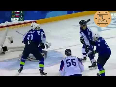 Slovakia vs Slovenia (2-3 OT) – Feb. 17, 2018 | Game Highlights | Olympic Games 2018