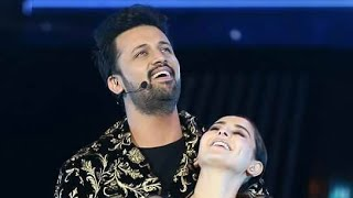 Atif Aslam : Dil Diyan Gallan Dance at Hum awards