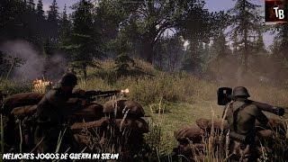 Os 8 Melhores Jogos De GUERRA Para PC