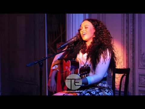 "Elle Varner Performs New 2017 Song ""Heart Emoji Eyes"""