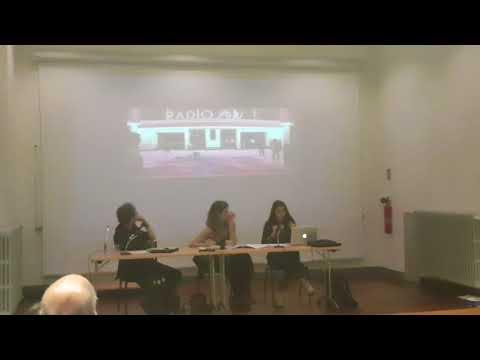 Romina De Novellis Talk La Sorbonne Paris 2017