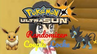 Teacher SENPAI! Pokemon USUM Randomizer COUPLE-Locke Episode 4 W/ Calah-Luxvee!