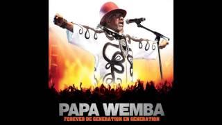 Papa Wemba - Ingratitude (feat. Nathalie Makoma)
