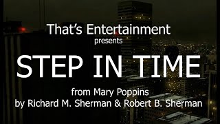 That's Entertainment presents: Step in Time from Mary Poppins