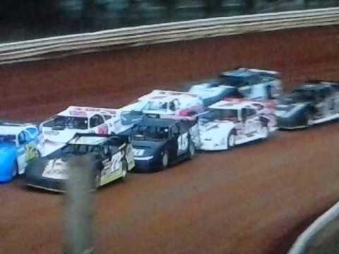 Port Royal Speedway 3/25/17 SLM Heat 1