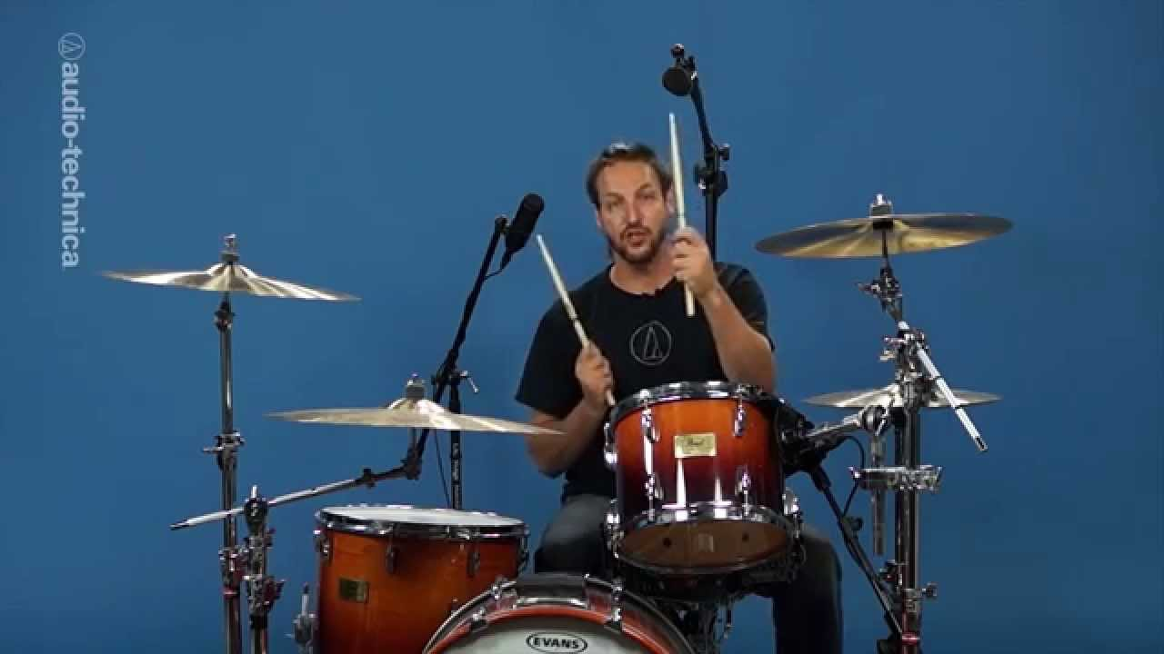 Audio-Technica Basic Drum Recording -- Drums on a Budget Overview | Full  Compass