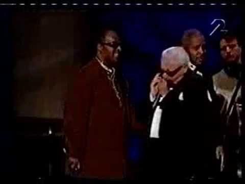 Toots Thielemans and Stevie Wonder |  Polar Music Award