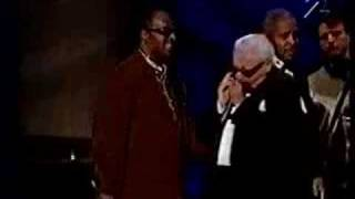 Toots Thielemans and Stevie Wonder, Polar Music Award