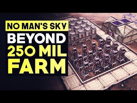 No Man's Sky Beyond - Crazy 250 MILLION Units Mega-Farm | No Man's Sky Money Farm Step-by-Step