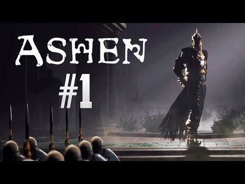 El nuevo Dark Souls !! ASHEN en Español JUEGAZO!! Let's Play #1 thumbnail