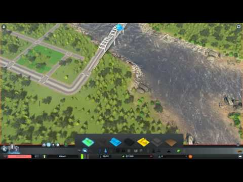Duke Plays! - Cities: Skylines - Episode 1 [The no pollution/green city]