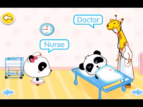 Thumbnail: Baby Panda Learn About Occupations | Twelve Occupations To Discover | Babybus Kids Games