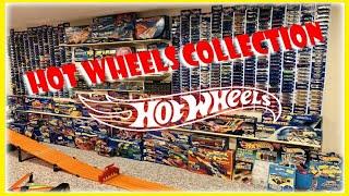 Hot Wheels Collection Tour | Hot Wheels | Mike Zarnock