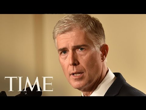 Judge Neil Gorsuch Senate Confirmation Hearing | TIME