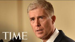 Judge Neil Gorsuch Senate Confirmation Hearing | TIME