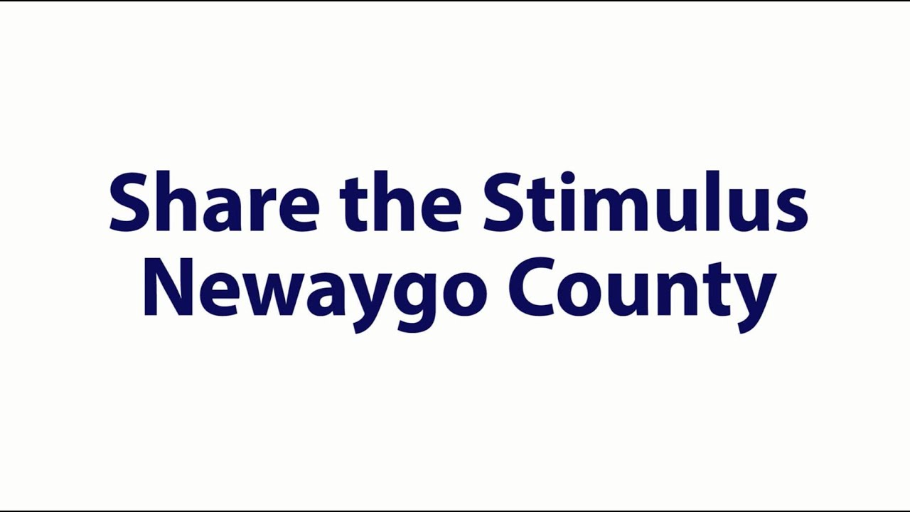 Share the Stimulus Newaygo County