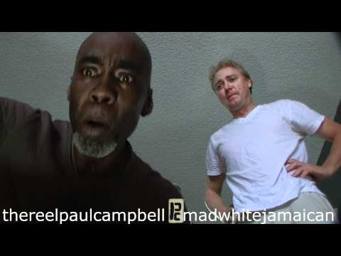 Paul Campbell vs Madwhitejamaican @madwhitejamaican