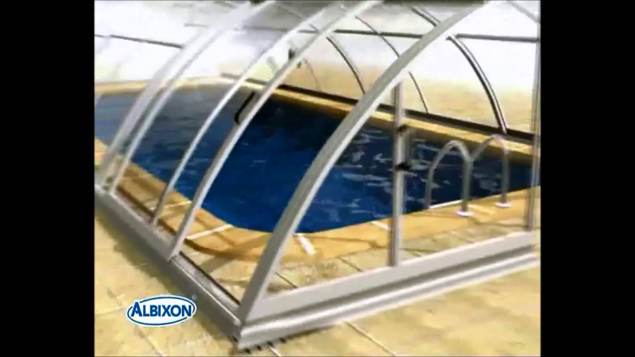 klasik excellence schwimmbad berdachung pool schwimmbadterrasse g nstig kaufen. Black Bedroom Furniture Sets. Home Design Ideas