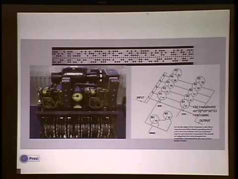 ShmooCon 2014: History of Bletchley Park and How They Invented Cryptography and the Computer Age