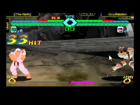 Street Fighter Online VOTM 2k11 #1