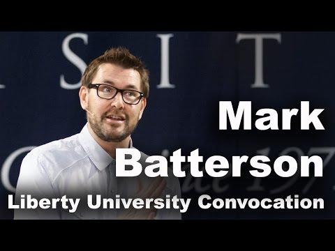 Mark Batterson - Liberty University Convocation