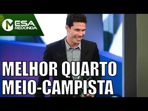 Hernanes Vencedor Do Troféu Mesa Redonda (10/12/17) - Mesa Redonda