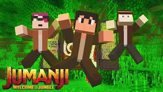 Minecraft: PRESOS NO JUMANJI! (Esconde-Esconde 2)