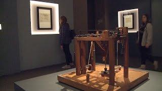 Одна из крупнейших выставок да Винчи открылась в Милане (новости)