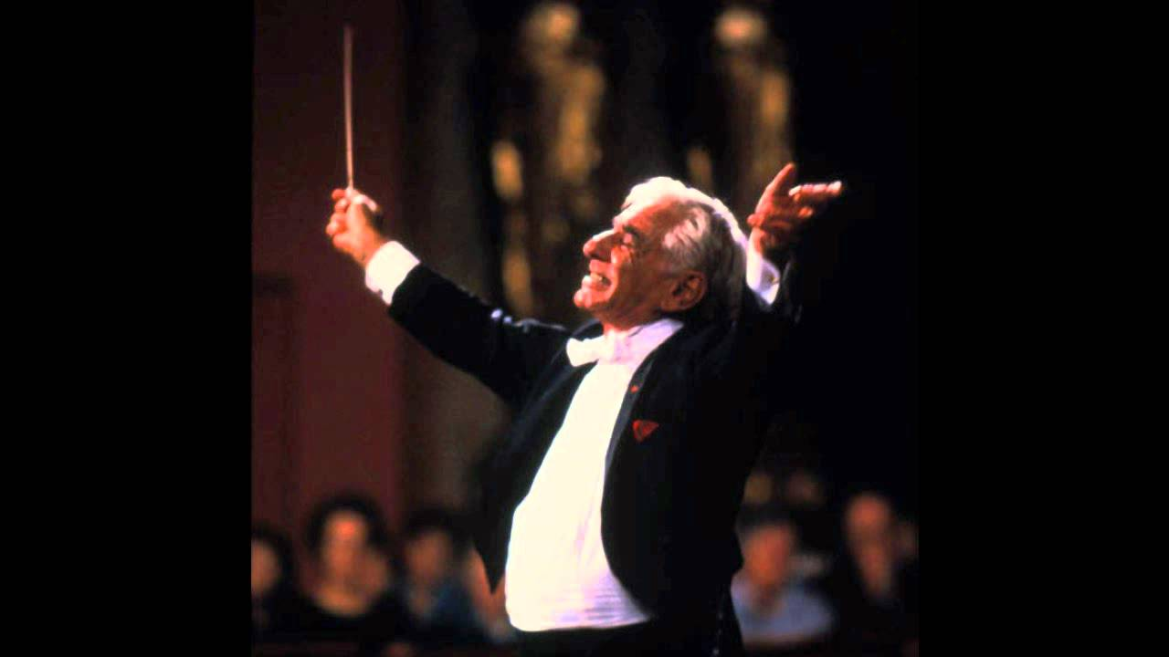 leonard bernstein conducting - photo #27