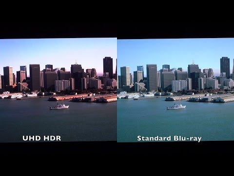 There's more to '4K' UHD Blu-ray than the resolution.