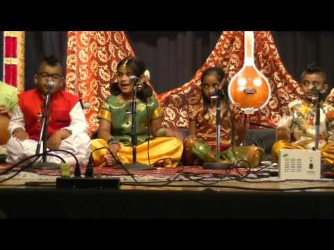 Kalaa Brahma Academy Of Music's Annual Program, May 28, 2016, Toronto.