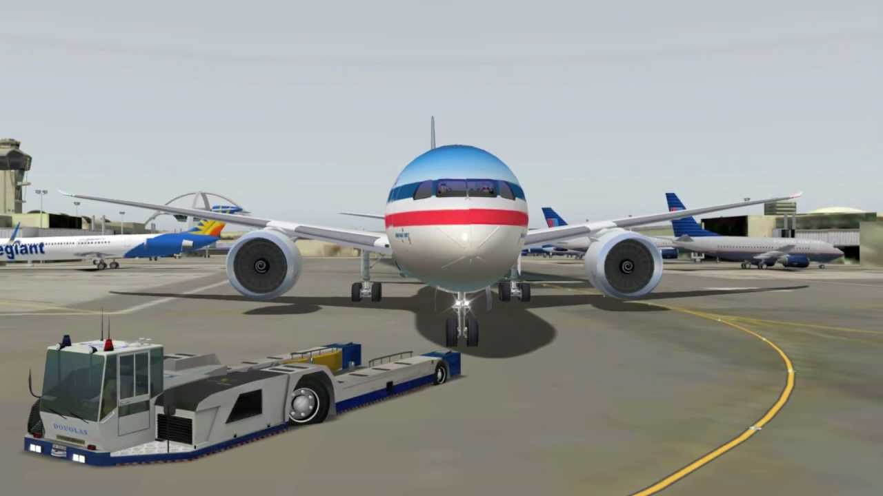how to use the 787 pushback feature x plane 10 hd youtube