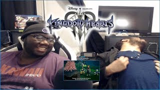 KINGDOM HEARTS 3 D23 2018 TRAILER REACTION | THE HYPE IS REAL!
