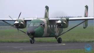 Polish Air Force | PZL M28B/PT Bryza | Start engines & departure - 2012.06.21
