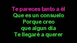 Myriam Hernandez - Te Pareces Tanto a El Karaoke letra lyric