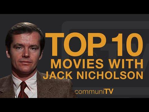 Top 10 Jack Nicholson Movies