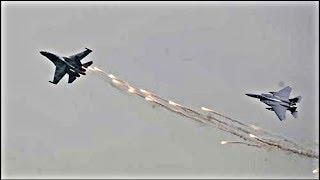Dogfight F 15 vs Su 30